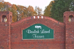 Beulah land farms official logo